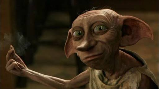 We Should Be Like Dobby, The Free Elf